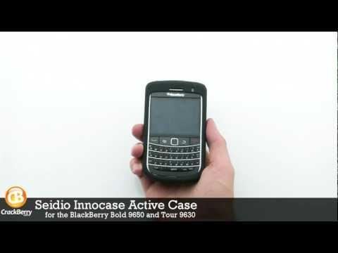 Seidio Innocase Active Case for BlackBerry Bold 9650, Tour 9630