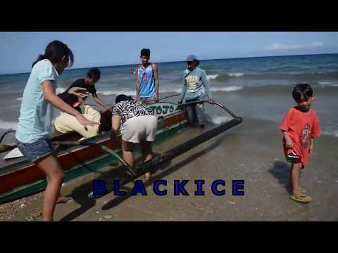 GIANT SQUID: Catch by Fisherman in the Philippines