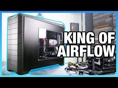 King of Case Airflow: SilverStone Raven RV02 Revisit