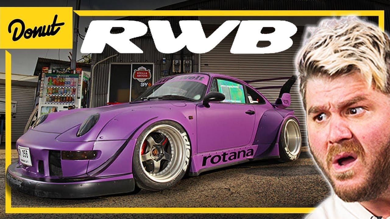 RWB - Japan's NOTORIOUS Porsche Tuner | Up To Speed