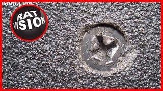 Remove Stuck Skateboard Truck Hardware Bolts