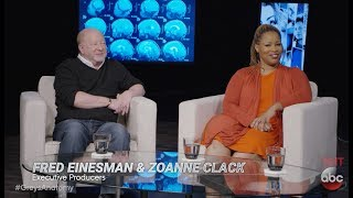 Executive Producers Fred Einesman and Zoanne Clack - Grey