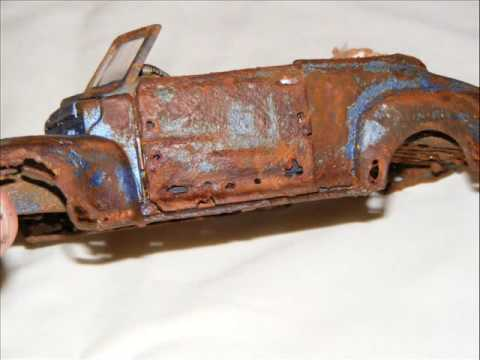 Nice and Rusty 40 Ford