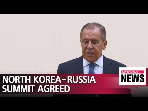 N. Korea and Russian leaders agree to hold summit this year