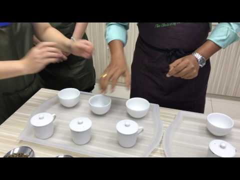 What is Tea Cupping?