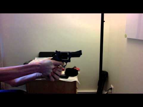 test of gun special effect with iMovie