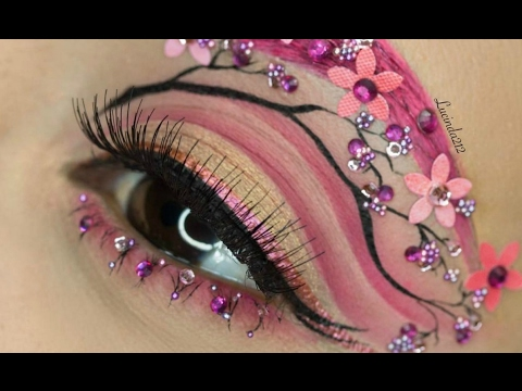 Eye Makeup Tutorial Compilation ♥ 2017 ♥