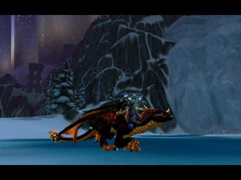 WoW Black Drake From Sarth 10 3D