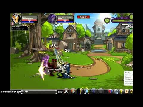 AQW High Chaos Knight SOLO