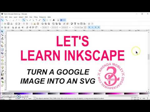 2-Importing Google Images and turning them into an svg