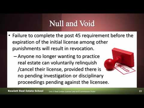 Null and Void License