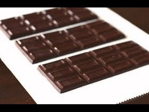 How to make chocolate with 4 ingredients