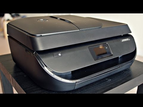 HP OfficeJet 4650 All-in-One Printer Review
