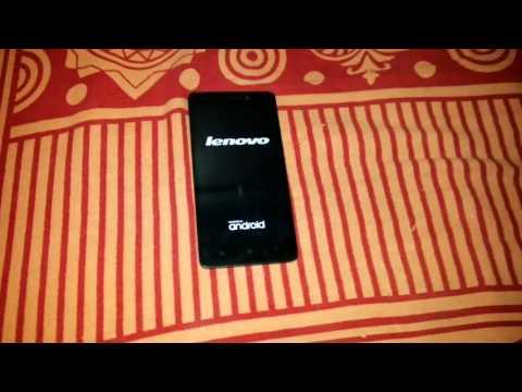 Lenovo A7000-a hard reset
