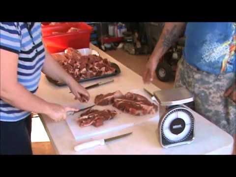 making summer sausage