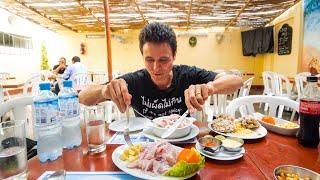 Tour of Miraflores - PERUVIAN FOOD LUNCH, Ocean Views + Great Coffee!   Lima, Peru