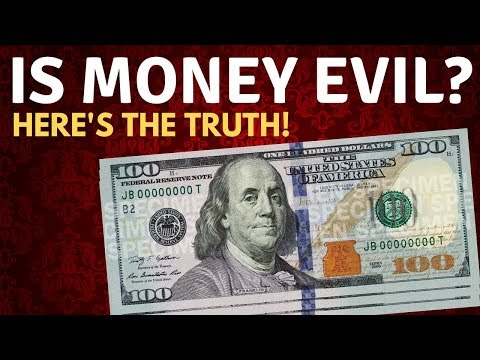 MONEY = The Root of ALL Evil?