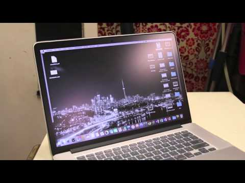 Power Support Anti Glare Screen Shield -  MacBook Pro / Retina