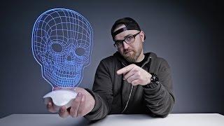 The 3D Optical Illusion Lamp