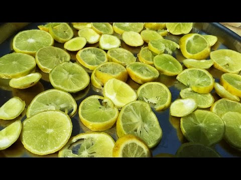 🍋🍋Home made Lemon Powder🍋🍋