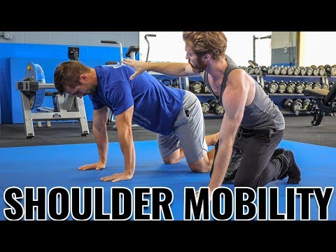 4 Simple Shoulder Mobility Exercises with TAPP Brothers