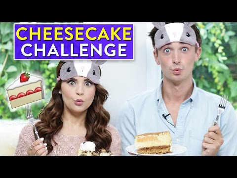 CHEESECAKE CHALLENGE!