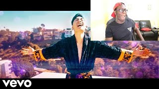 Deji Reacts To RiceGum - Frick Da Police (Official Music Video)