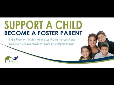 Support a Child, Become a Foster Parent! (Child Perspective)