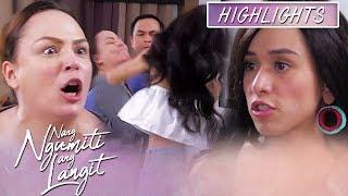 Ruth rages and slaps Katrina | Nang Ngumiti Ang Langit