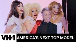 Katya, Manila & Valentina Teach the Models How to Be Queens | America