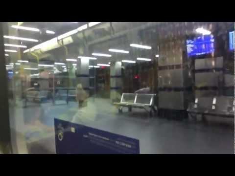 Park Lane to Seaburn on a Tyne and Wear Metro train - 31/7/11