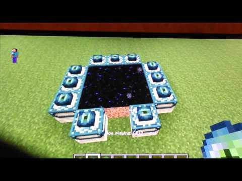 How to make the end portal for ps3