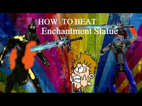 Dc Universe Online How to beat Enchanted Statue
