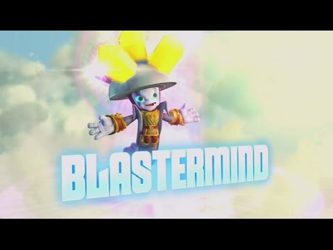 Skylanders: Trap Team - Blastermind's Soul Gem Preview (Mind Over Matter)