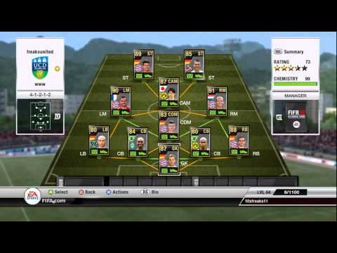 Fifa 12 Ultimate Team Xbox better than PS3? 4 Million Coin Squad Builder