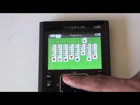 Texas Instruments Nspire CX CAS Graphing Calculator Review