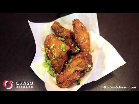 Chasu Kitchen     House Special Wings
