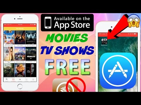 Get This App Before It's Banned - Watch Movies & TV Shows FREE in HD iOS 10 - 10.2 & 9 NO JAILBREAK!