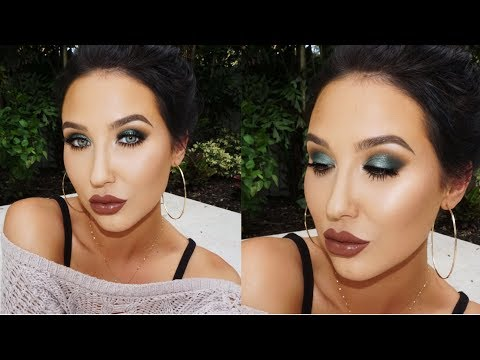 Drugstore/Affordable Fall Makeup Tutorial | Jaclyn Hill