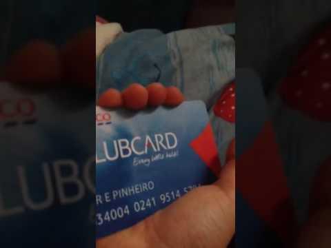 How to use a Tesco Clubcard