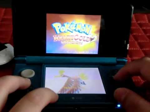 How to delete your save file on Pokemon Heart Gold Soul Silver (READ DESCRIPTION!!!)