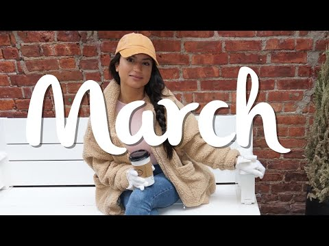 March Projection: My Goal Planning, Scheduling & Manifestations | Leeor Alexandra