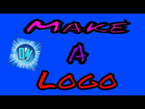 How To Make A Channal Logo For Youtube -iPad iPod Or iPhone