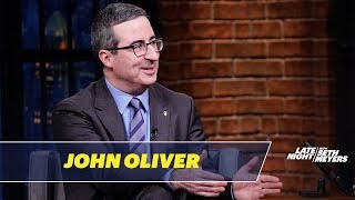 Download John Oliver Thinks It's Too Early to Talk About the 2020 Elections Video