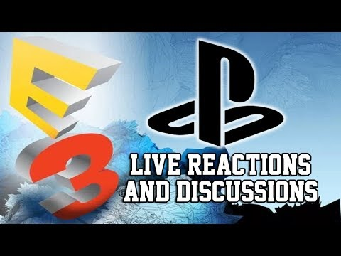 E3 2017 - Sony Live Reactions and Discussions