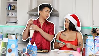 Baking Cookies with BretmanRock's Sister