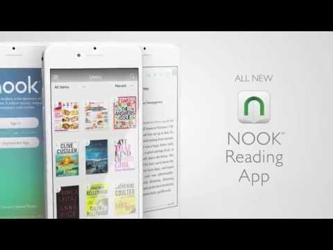 FREE NOOK Reading App™ with NEW iOS Update!