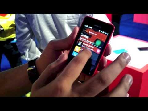 Nokia Asha 501 - Overview