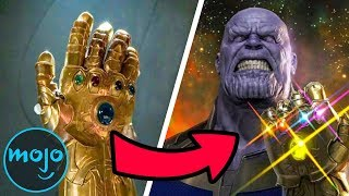 Top 10 MCU Mistakes Marvel Wants You to Forget