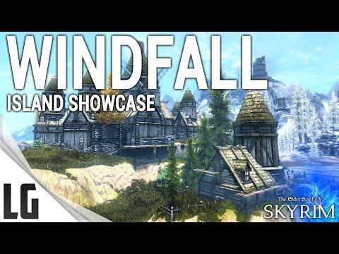 Windfall Island Console Mod Showcase - Skyrim Special Edition (Xbox/PC)